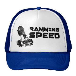 Starship Rising Hat