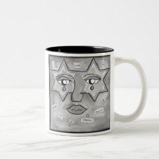 Starship Trooper Two-Tone Coffee Mug