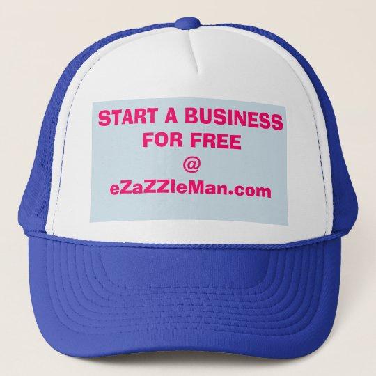 Start A Business For FREE @ eZaZZleMan.com Trucker