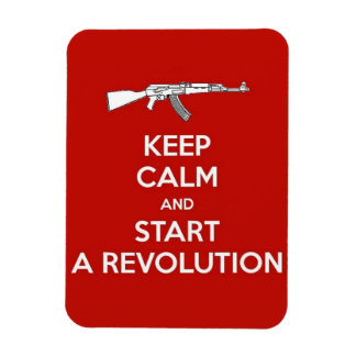 start a revolution magnet