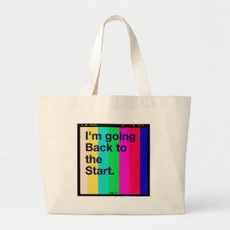 Start Tote Bag
