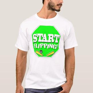 Start Flipping T-Shirt