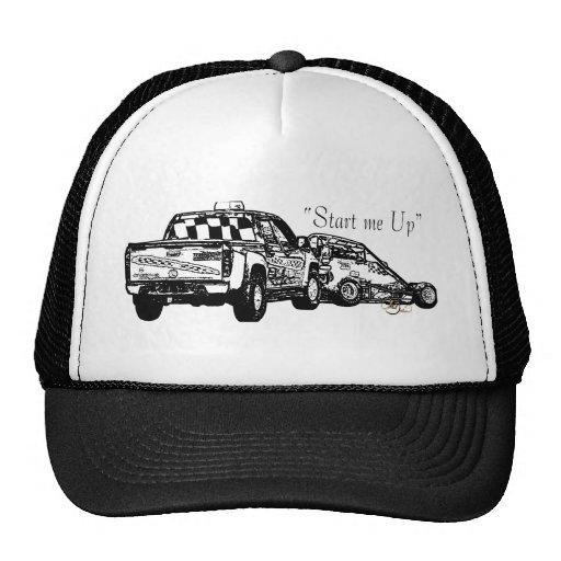 Start me up sketch black hats