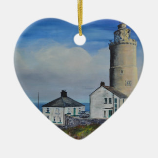 Start Point Lighthouse Christmas Ornament