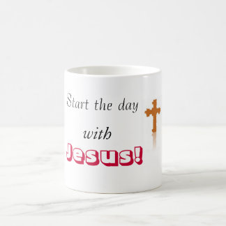 Start Your Day Right Mug