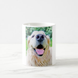 Start your day with a smile. coffee mug