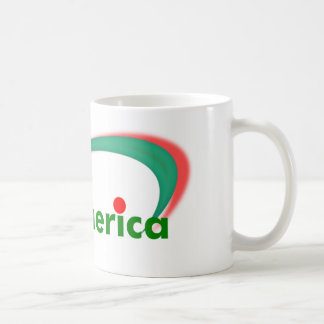 Start your day with Ciao America Coffee Mug