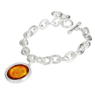 starter solar system bracelet with sun