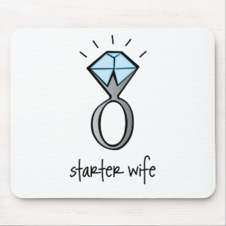 starter wife mouse pad