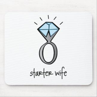 starter wife mouse mat