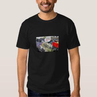 Starting hoarder kit -need a shopping cart & rust tee shirt