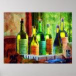 STARTING UNDER $20 - Bottles of Wine Near Window