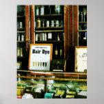 STARTING UNDER $20 - Hair Dye Poster