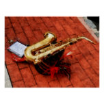 STARTING UNDER $20 - Saxophone Before the Parade Posters