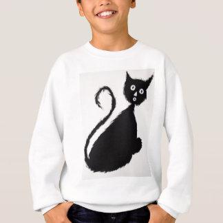 Startled Cat Sweatshirt
