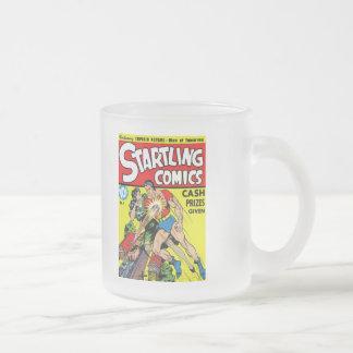 Startling #1 coffee mug