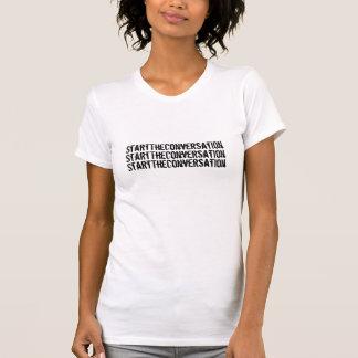 StartTheConversation T-Shirt