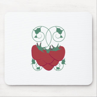 Starwberry Vine Mousepads