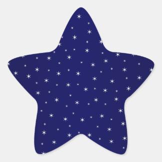 Stary Stary Night Star Sticker
