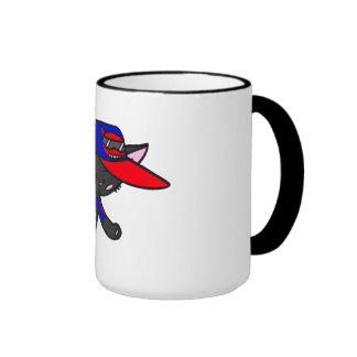 Starz 2 mosquito mugs