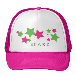 STARZ TRUCKER HAT