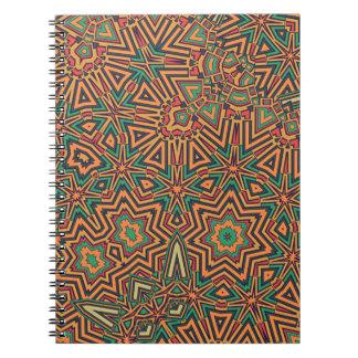 Starz Spiral Notebooks