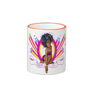 """""""Starz"""" style Ringer Mug"""