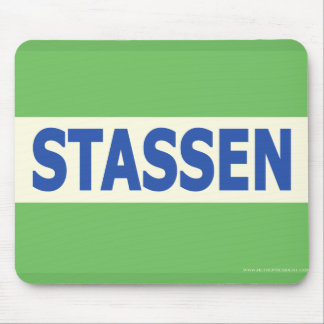 Stassen - Customized Mouse Pad