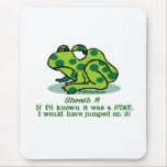 STAT Froggie Mouse Pad