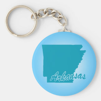 State Arkansas Key Ring