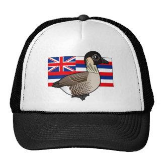 State Birdorable of Hawaii: Nene Mesh Hat
