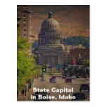 State Capital in Boise, Idaho Post Card