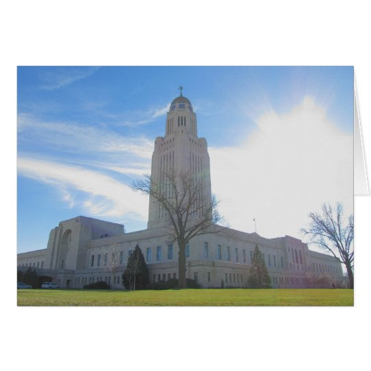State Capital Note card 100