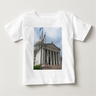 State Capital Photo Baby T-Shirt