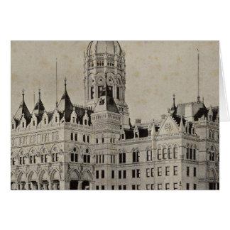 State Capitol, Hartford Card