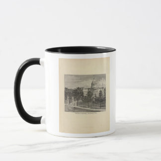 State Capitol, Madison, Wis Mug