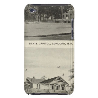 State Capitol, NH State Bldg, Columbian Exposition iPod Touch Cases
