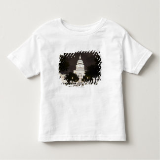 State Capitol of Austin, Texas at Night Toddler T-Shirt