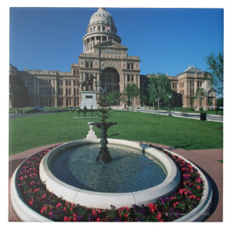 'State Capitol of Texas, Austin' Tile