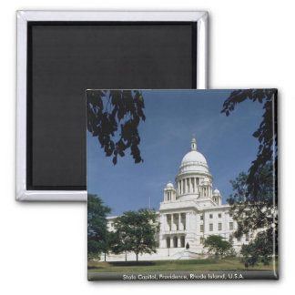 State Capitol, Providence, Rhode Island, U.S.A. Magnet