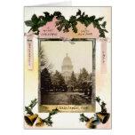 State Capitol, Sacramento, CA, 1922 Card