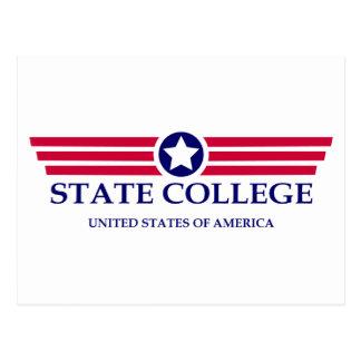 State College Pride Postcard