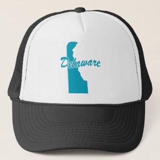 State Delaware Trucker Hat