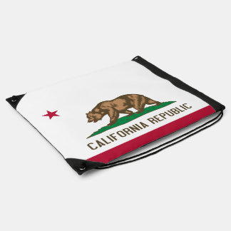State Flag of California Backpack