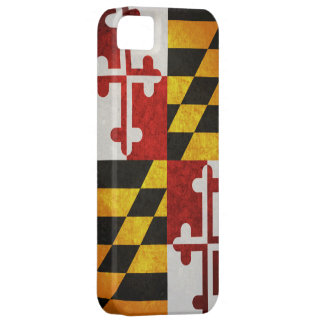 State Flag of Maryland Case For The iPhone 5