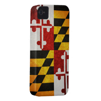 State Flag of Maryland iPhone 4 Case