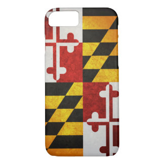 State Flag of Maryland iPhone 7 Case