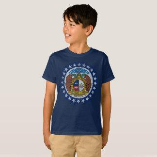 State Flag of Missouri T-Shirt