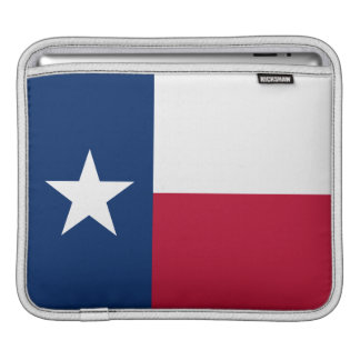 State Flag of Texas ~ ipad Case Sleeves For iPads