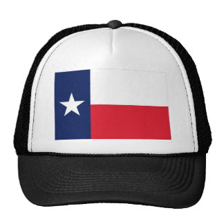 state flag texas trucker hats